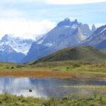 Onderweg in Torres del Paine