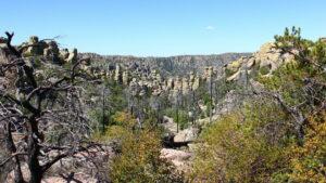 Echo Canyon trail