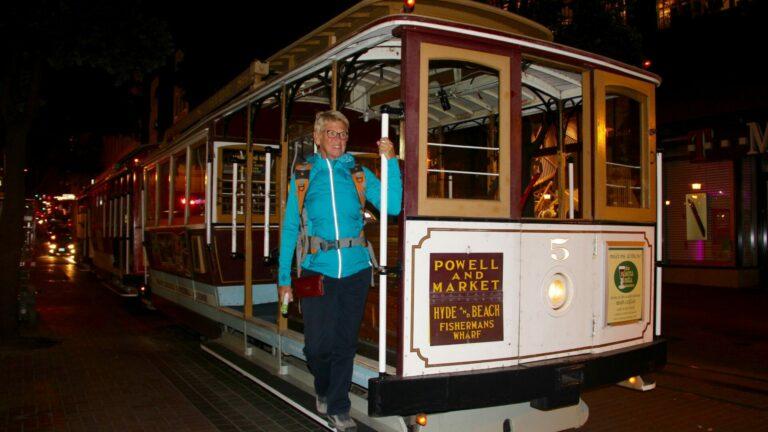 Tram Powelstreet