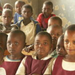 Oeganda school